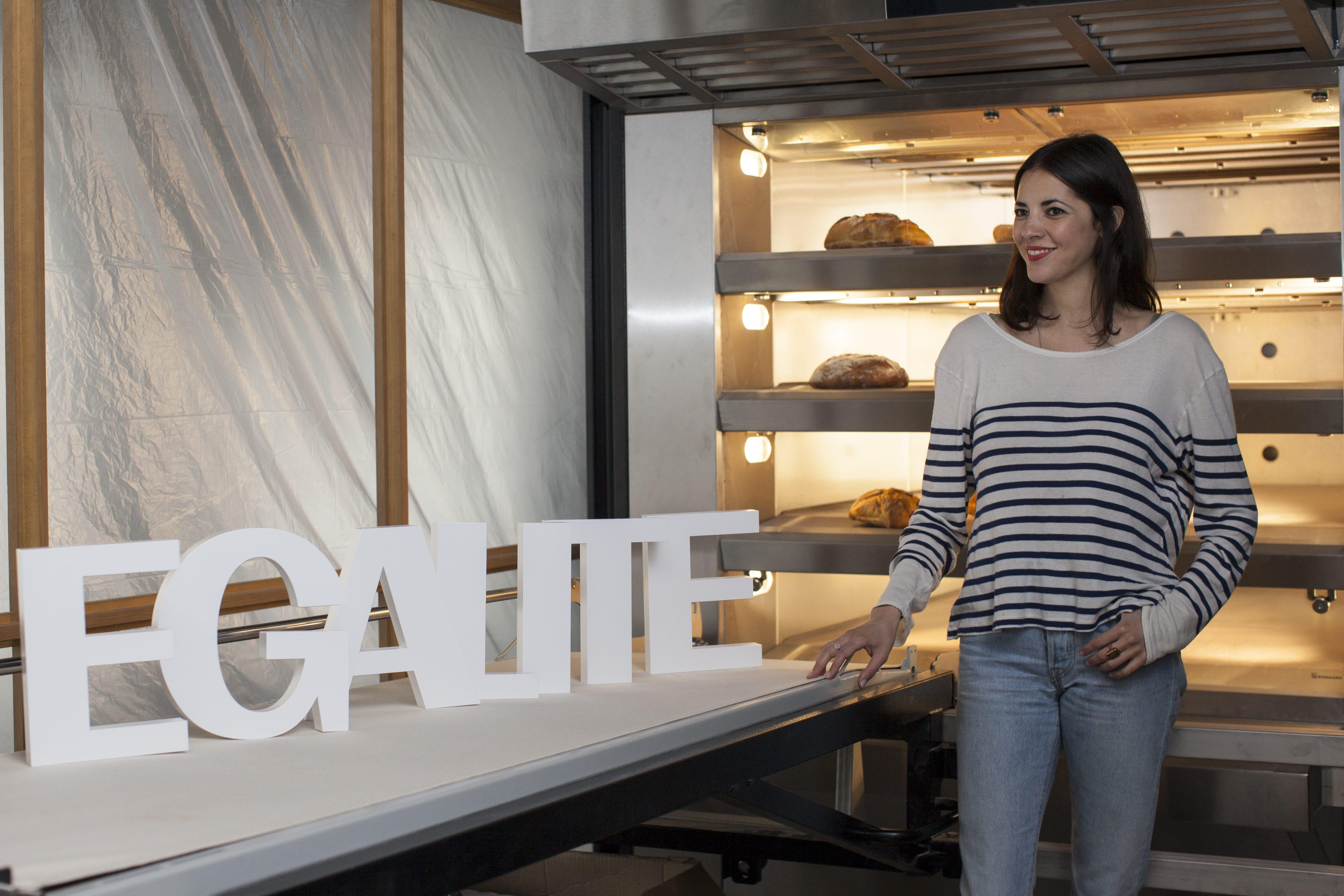 Boulangerie Égalité